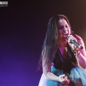 Amy Lee - Evanescence - Concierto