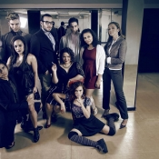 Fotografía para la revista GOGO Magazine - Grupo de jóvenes teatristas - Producciones Talingo - Melancolía