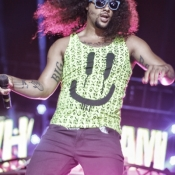Sky Blu of LMFAO
