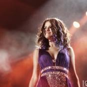 Selena Gómez, Panamá 2012
