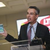 Agustín de la Guardia Gerente General CWP - Lanzamiento de la tecnología LTE