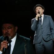 Rubén Blades en concierto Panamá 2015