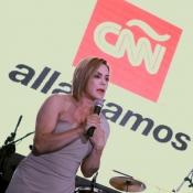 Lucía Navarro - Periodista de CNN - Reportaje para Turner