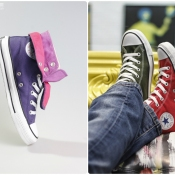 Converse Product Shoot