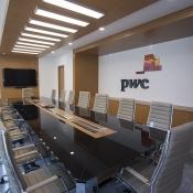 Diseño de interiores - nuevas oficinas PWC
